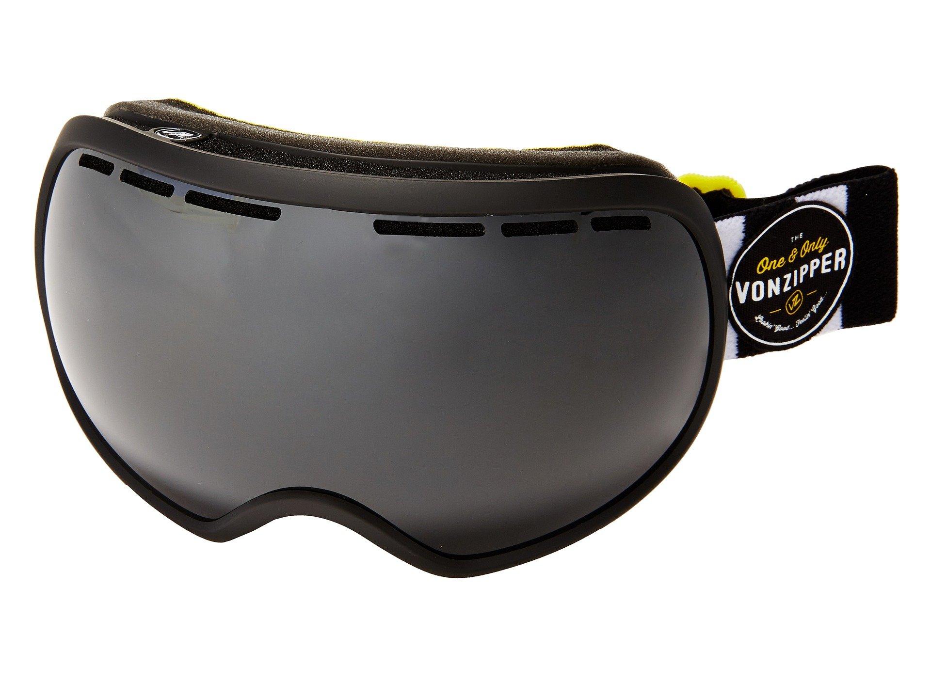 Snowboarding VonZipper Fishbowl Goggle  + VonZipper en VeoyCompro.net
