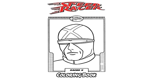Speed Racer Coloring Book: Coloring Book for Kids and Adults ... | 315x600