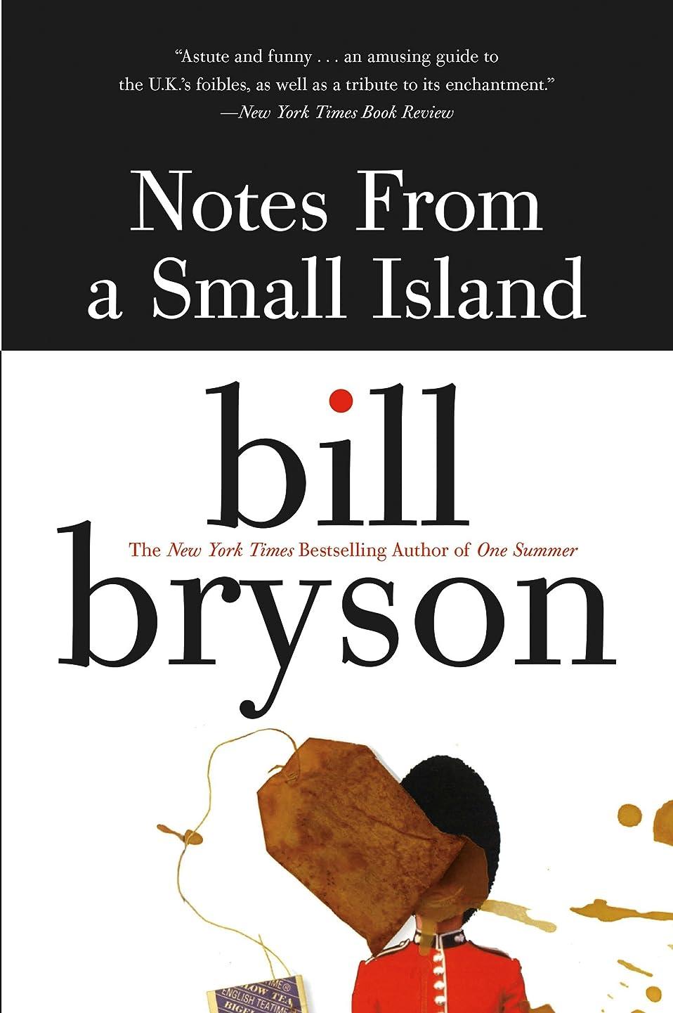 アウター乳資本主義Notes from a Small Island (English Edition)