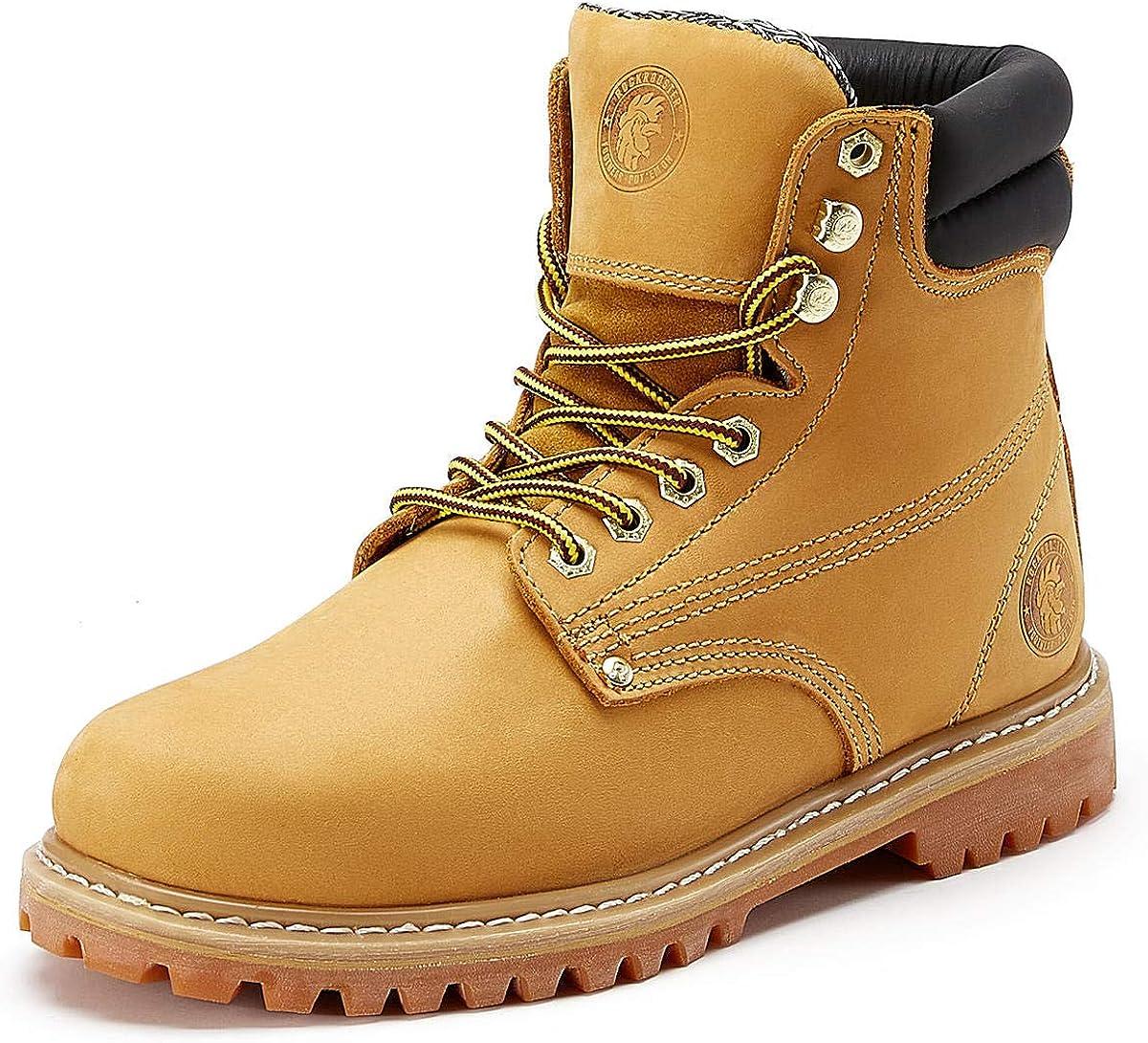 ROCKROOSTER UNDERWOOD Men's Work Boot, 6