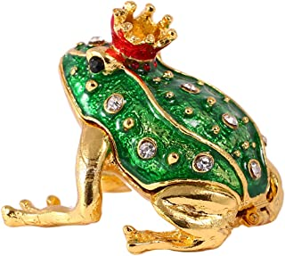 frog prince jewelry box