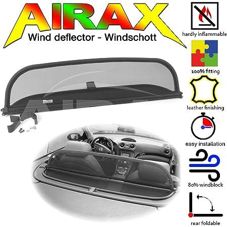 Airax Wind Deflector Mercedes Sl R 107 Auto