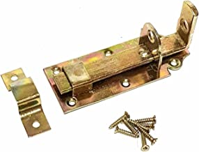 Schuifgrendel, deurgrendel, slotgrendel, veiligheidsgrendel, 125 mm