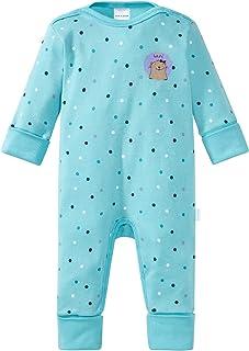 Schiesser Baby-Mädchen Ponyhof Anzug mit Vario Zweiteiliger Schlafanzug