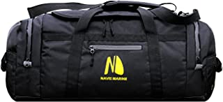 Duffel Dry Bags Waterproof for Sailing Backpack Boating Luggage Team Bag 50-litres
