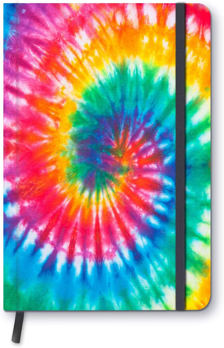 Colorful Tie Dye - A5 Max 67% OFF Hardcover Notebook 8.3