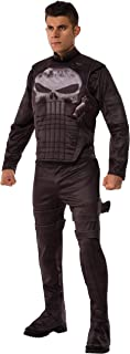 Rubie's Men's Marvel Universe Deluxe Punisher Costume