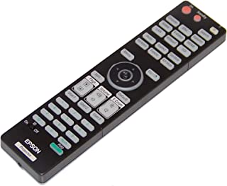 OEM Epson Projector Remote Control Shipped With Epson PowerLite Pro G5910, 4855WU, G6570WU, G6070W