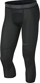 Nike Men's Pro Hypercool 3/4 Tights Black AT3645 010