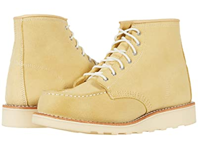 Red Wing Heritage 6 Classic Moc