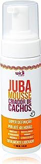 Juba Mousse Criador de Cachos - Widi Care, Widi Care, Branco, Grande