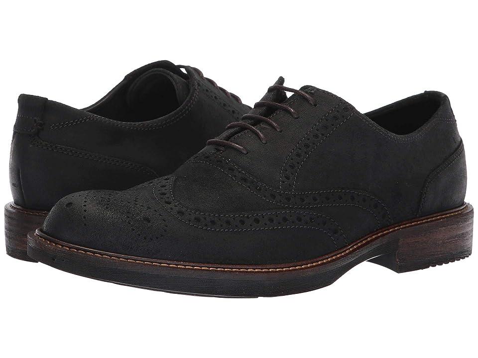 ECCO Kenton Oxford Tie (Black) Men