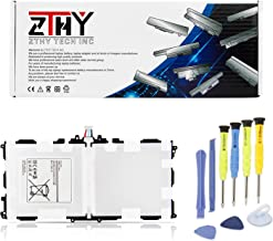 ZTHY T8220E Tablet Battery Replacement for Samsung Galaxy Note 10.1 2014 Edition SM-P600 SM-P601 SM-P602 SM-P605 SM-P605V SM-P607T SM-T520 SM-T525 SM-T521 Series T8200K T8220U T8220C 3.8V 31.24Wh