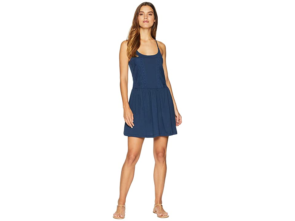 Roxy Lapointe Beaches Tank Dress (Dress Blues) Women