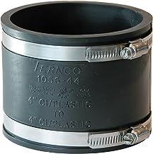Fernco Inc. P1056-44 4-Inch Stock Coupling