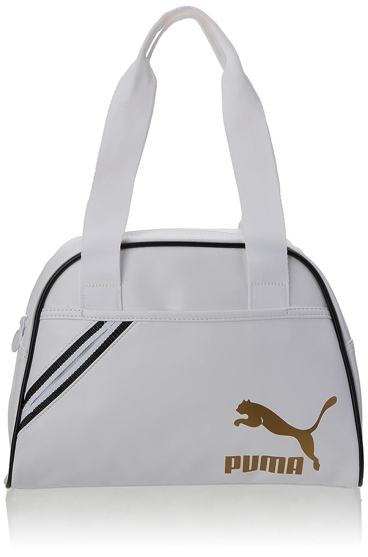 Puma Women's Handbag (White, Black and