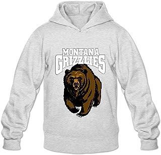 Montana Grizzlies 100% Cotton Hoodies for Men