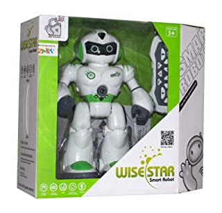 Radio Controlled Smart Robot