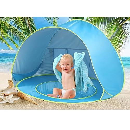Baby Sun Shade Tent Amazon Com