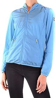 COLMAR ORIGINALS Luxury Fashion Womens MCBI38683 Light Blue Outerwear Jacket   Season Outlet