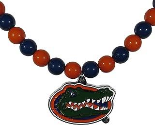 Siskiyou Sports NCAA Florida Gators Fan Bead Necklace