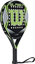 Amazon.com: Wilson Slash Lite Padel/Pop de remo (BK/GR ...