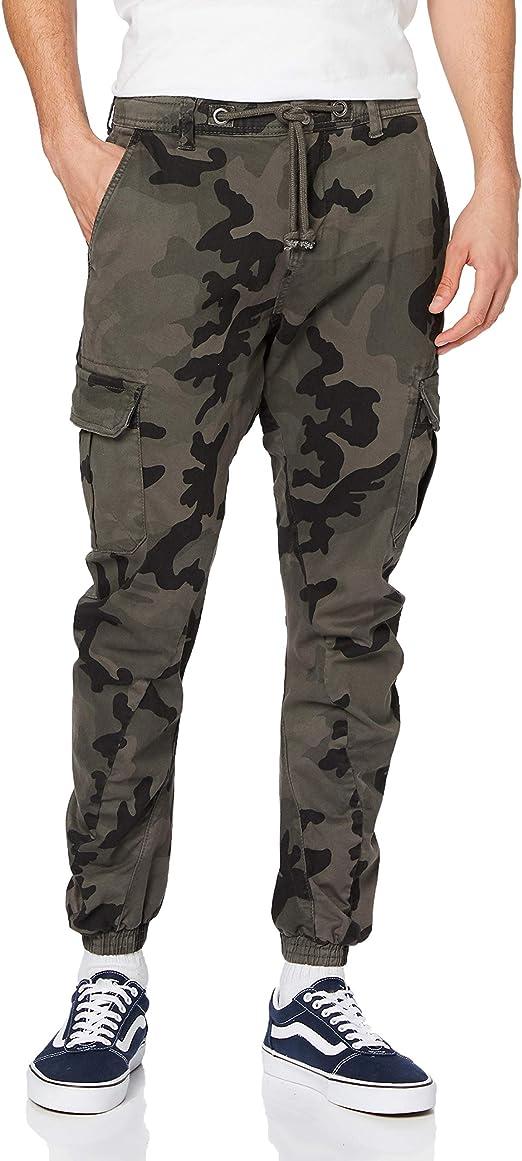 Urban Classics Camo Cargo Jogging Pants Pantaln para Hombre