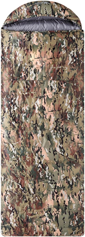PLAER Outdoor Super Warm Warm Warm und bequem Schlafsäcke – Erwachsene Camouflage Schlafsäcke B072MMB88R  Schnäppchen 4412f0