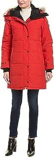 Canada Women's Luxury Fashion Shelburne Parka Coat Goose Feather Down Jacket