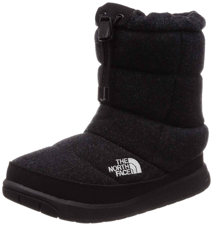 ひねくれたハード特権[ザノースフェイス] ブーツ W Nuptse Bootie Wool IV レディース