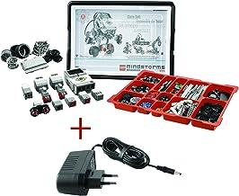Lego MindstoRMS Education EV3 - Conjunto de base con cargador de red