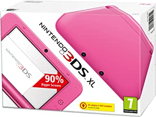 Nintendo  3DS XL - Consola, color Rosa Importación Inglesa