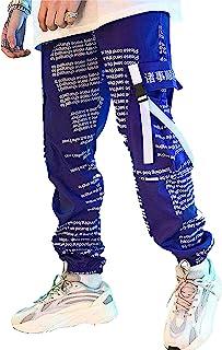 XYXIONGMAO Purple Hip Hop Streetwear Pant Jogger Fashion Cargo Techwear Mens Tactical Japanese Tokyo Woman Pants
