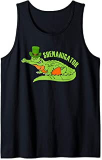 Shenanigator St. Patrick's day T-Shirt Tank Top