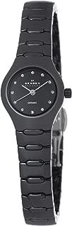 Skagen Women's 816XSBXC1 Ceramic Black Ceramic Watch