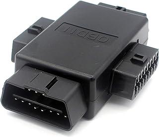Convertitore diagnostico cavo del connettore delladattatore diagnostico dellautomobile di 3 Pin a 16 Pin OBD 2