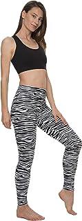 NIRLON Cheetah Cotton Leggings for Women High Waisted Yoga Pants & Plus Size