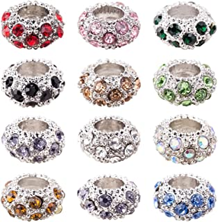 Best large hole charm beads Reviews
