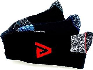 Calcetines TREKKING hombre INVIERNO(esquí,senderismo,montaña,pesca) mantiene los pies frescos y secos una perfecta temperatura de los pies