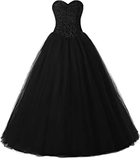 corset style ball gowns