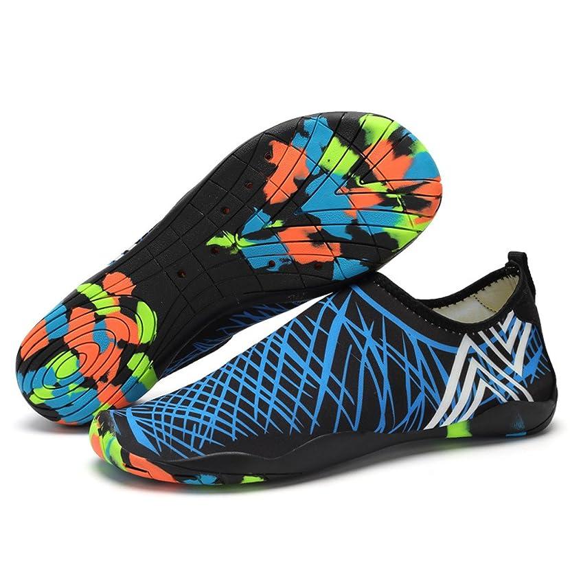 Mens Womens Water Shoes Sports Quick Dry Aqua Socks Barefoot For Diving Swim Surf Aqua Walking Beach Yoga