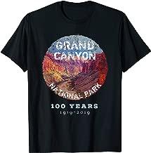 Grand Canyon National Park Centennial Celebration Souvenir T-Shirt