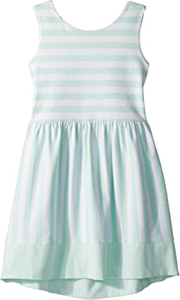 Kate Spade New York Kids Kali Stripe Dress (Little Kids/Big Kids)