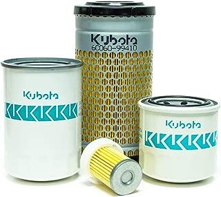 Kubota Genuine OEM B7500 B7510 B2320 DT Tractor Filter Maintenance Kit