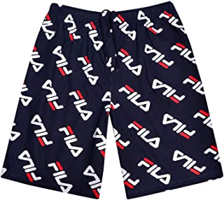 Fila Men Big and Tall Athletic Lounge Gym Shorts for Men