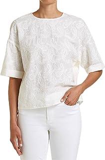 Jag Women's Sasha Embroidery Top