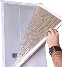 Tabpole Cubierta de ventilación de película de aluminio que se puede cortar para adaptarse a la cubierta de ventilación de...