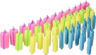Conair Soft, Bouncy Curls Foam Rollers, 48 Pack