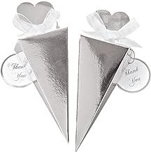 Wilton Cone Favor Kit, Silver