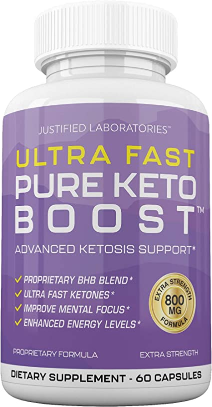 what the diet for keto ultra fast boost